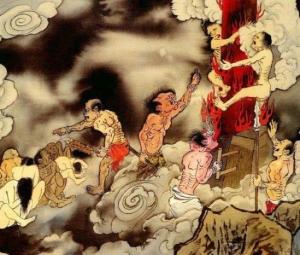 Hells in Buddhism
