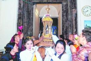 Chief Female Disciples of Buddha