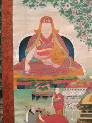 Lama Zhang   Tsalpa Kagyu