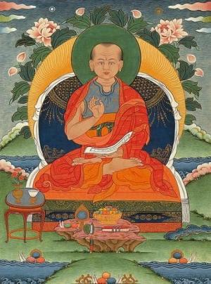 8 Verses of Mind Training   Langri Tangpa