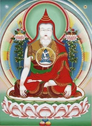 Longchen Rabjampa, 1308-1363