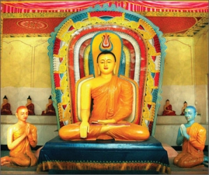 Chief Male Disciples of Buddha