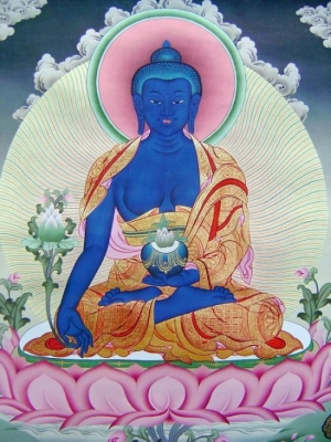 Medicine Buddha Sangye Menla