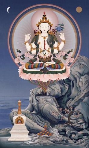Wheel of Sharp Weapons | Dharmarakṣita