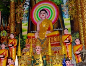 Buddhism in Cambodia | History