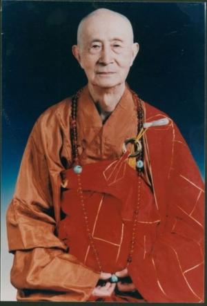 Master Yin Shun
