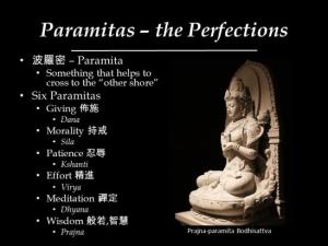 Pāramitā (Perfection) | Definition