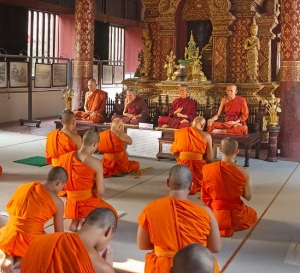 Theravāda Monastic Teachings