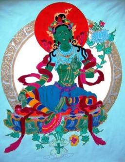 Praises to 21 Tara