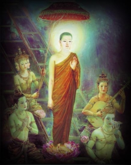 Buddha in Former Lives