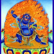 Vajra Armor Healing Mantra