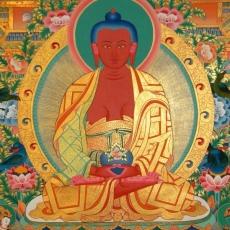 Smaller Sukhāvatīvyūha Sutra | Amitābha sutra
