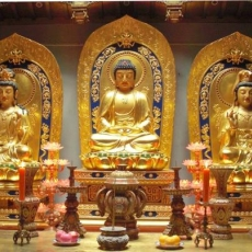 Amitabha-meditation Amitāyurdhyāna Sūtra