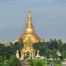 Buddhism: Temples and Holy Places