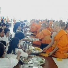 Buddhism: Eating and Diet