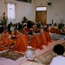 Buddhism: Social Structure