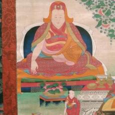 Lama Zhang | Tsalpa Kagyu