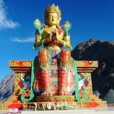 Maitreya – the Future Buddha