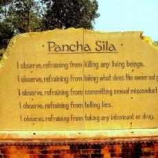 Precepts in Buddhism