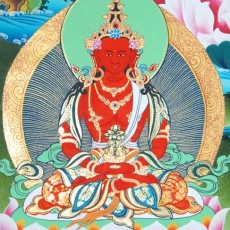 Amitayus Long Life Sutra