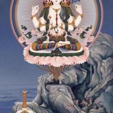 Wheel of Sharp Weapons   Dharmarakṣita