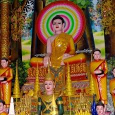 Buddhism in Cambodia   History