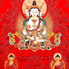 Celestial Buddhas