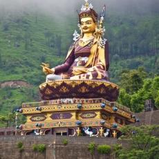 Padmasambhava -- Guru Rinpoche -- Statue