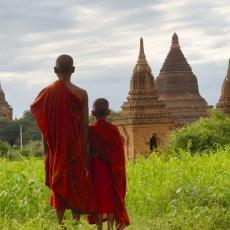 Theravāda in Bagan, Myanmar